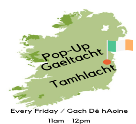 Pop-Up Gaeltacht sumamry image