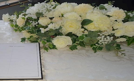 Book of Condolence for John Hume  sumamry image