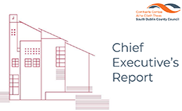 Chief Executive's Report - April 2021 sumamry image