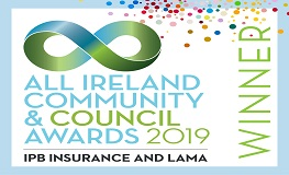 SDCC scoops two awards at the All Ireland Community and Council Awards sumamry image